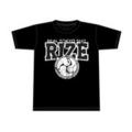 RIZE TOUR 2016 -RIZE IS BACK-  BAND-Tee_BLK