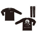 RIZE TOUR 2016 -RIZE IS BACK-  KATANA -刀- Longsleeve-Tee_BLK